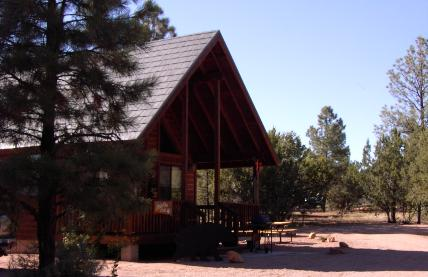 Heber Overgaard Real Estate Investment Cabin,